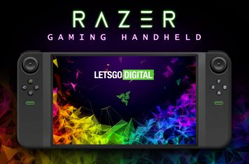 Razer Nintendo Swith controllers