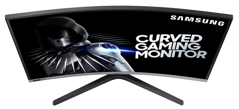 Samsung CRG5 curved gaming monitor