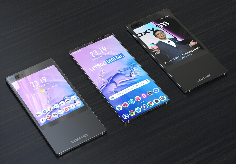 Samsung Galaxy S11e smartphone