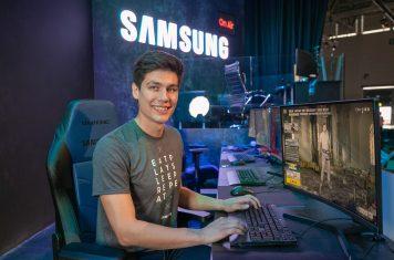 Samsung gebogen gaming monitor