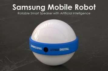 Samsung smart speaker robot Artificial intelligence