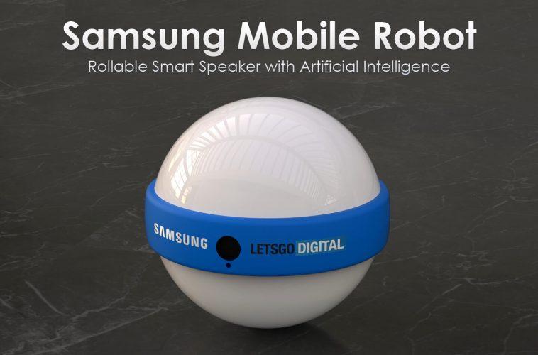 Samsung smart speaker robot Artificial intelligence