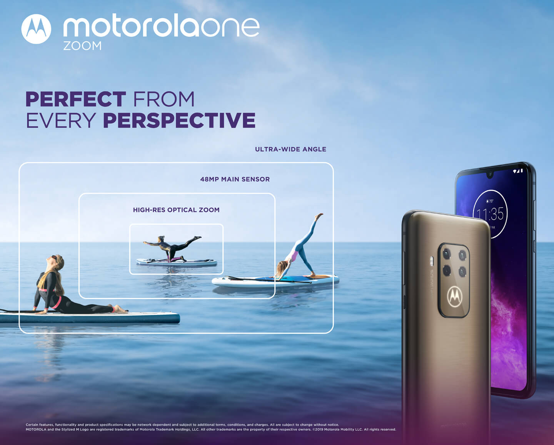 Smartphone met 3x optische zoom