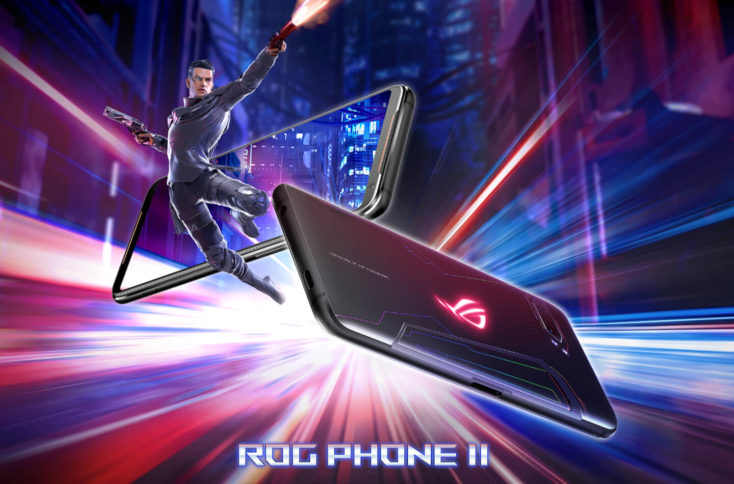 Snelle gaming telefoon