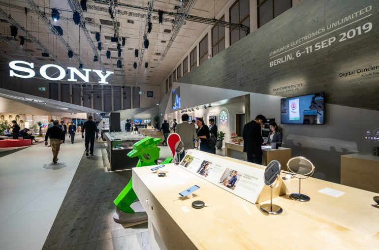 Sony Mobile IFA beurs