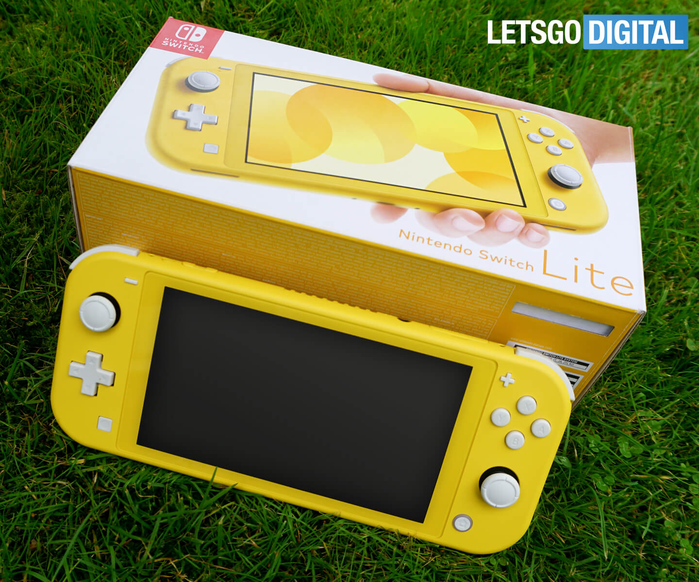 Switch Lite review