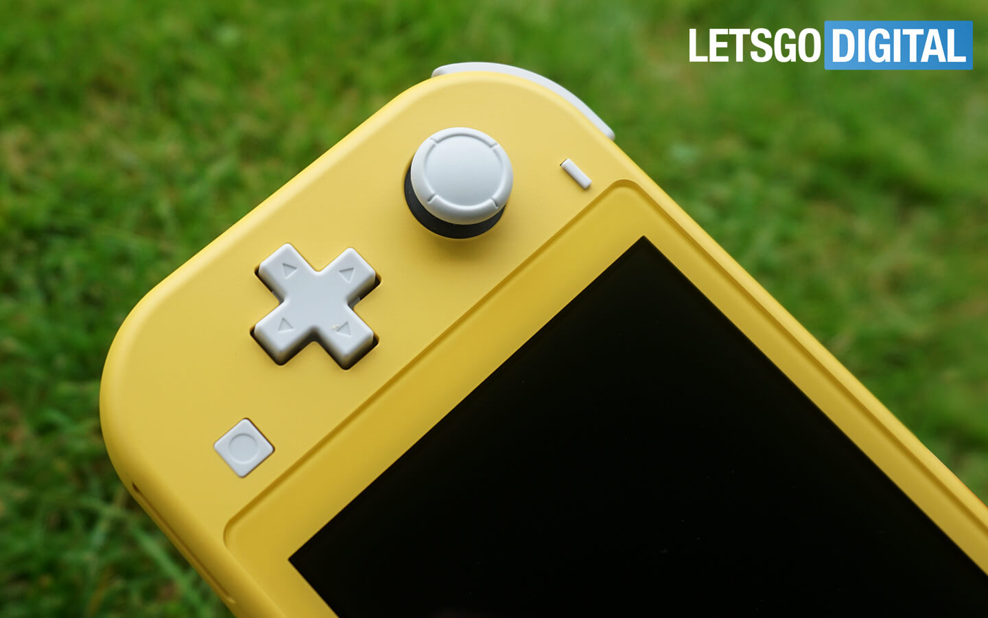 Switch Lite test