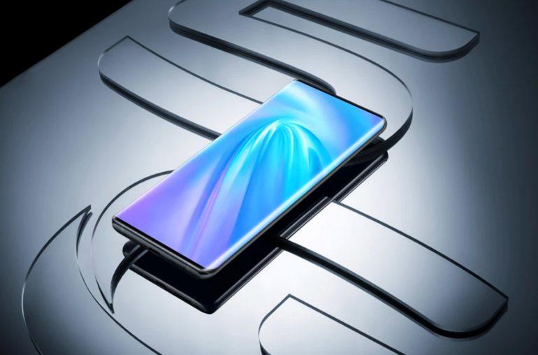 Vivo Nex 3 5G telefoon