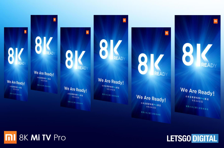 Xiaomi 8K TV