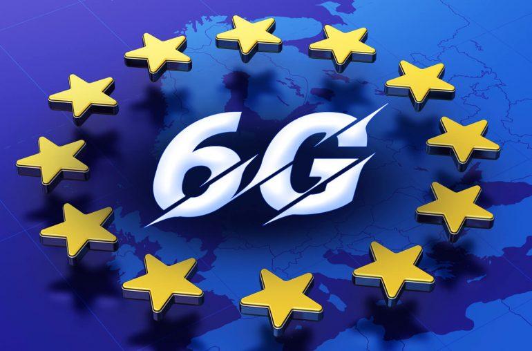6G netwerk logo