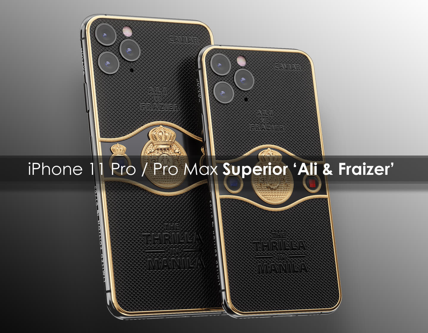 Caviar iPhone 11 Pro Superior