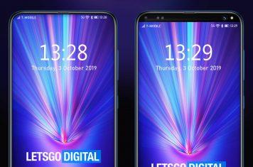 Galaxy telefoon Samsung