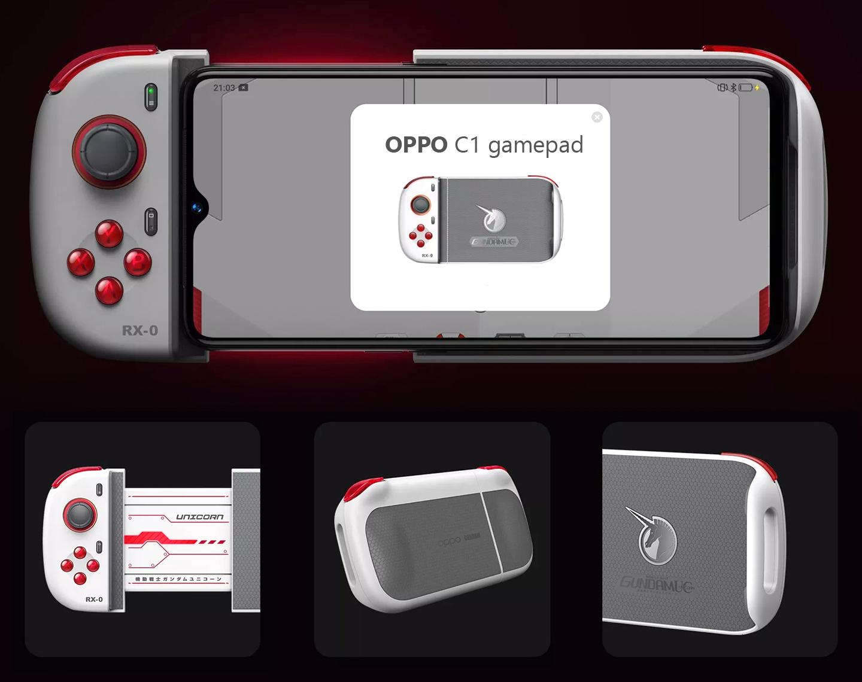Gamepad voor Oppo smartphone