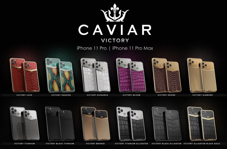 iPhone 11 luxe uitvoeringen