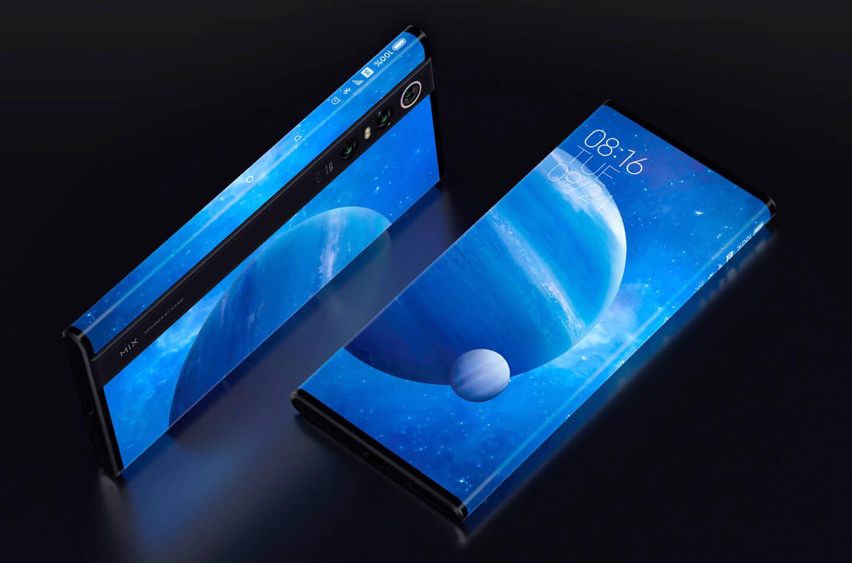 Nieuw smartphone concept