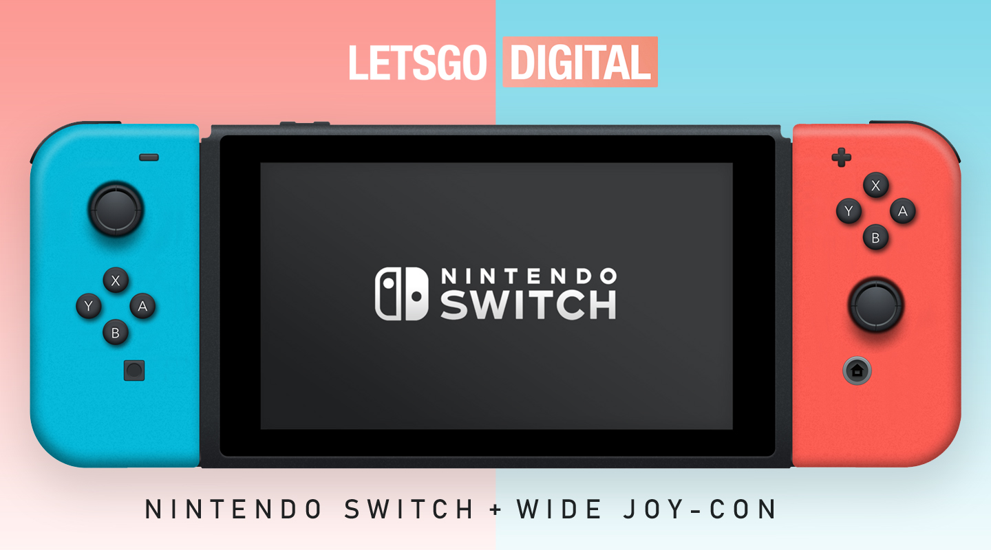 Nieuwe Switch Joy-Cons