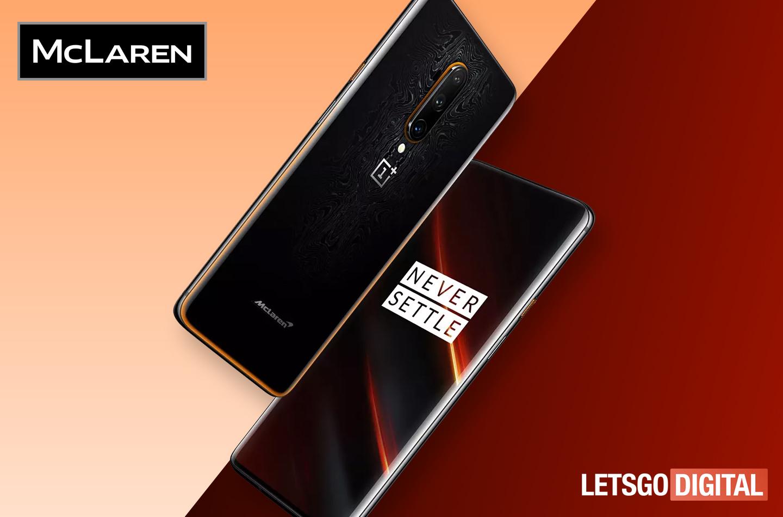 OnePlus 7T Pro McLaren Editie