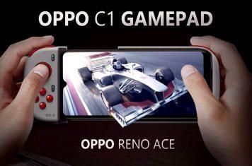 Oppo C1 gamepad
