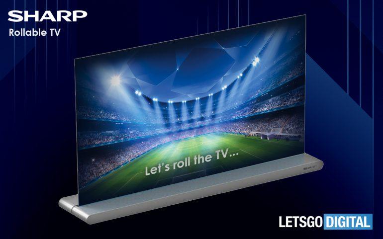 Oprolbare TV's compacte modellen