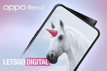 Reno 2 nieuwste smartphone Oppo