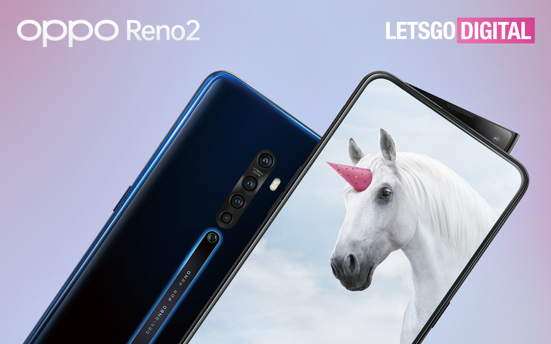 Reno 2 Oppo