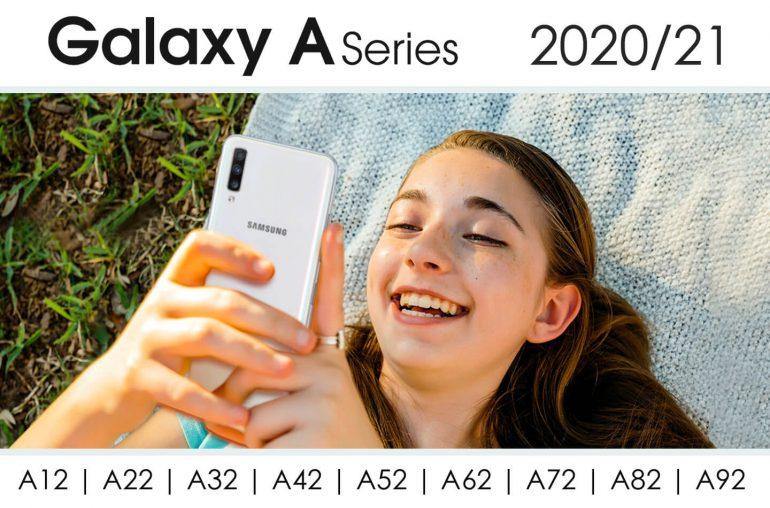Samsung Galaxy A-serie 2020