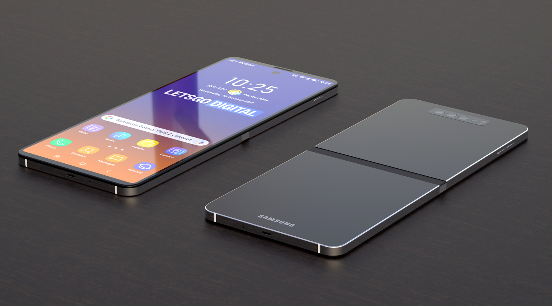 Samsung Galaxy Fold 2 compacte vouwtelefoon