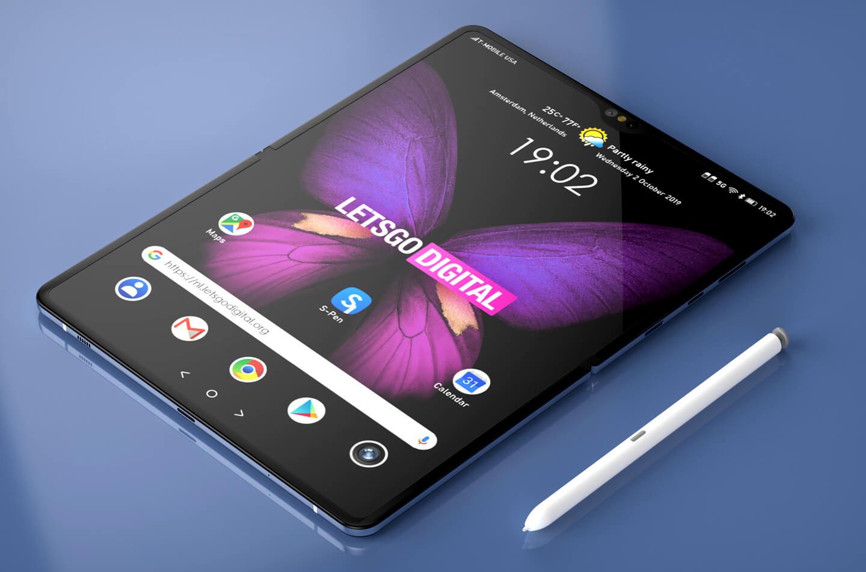 Samsung Galaxy Fold S-Pen