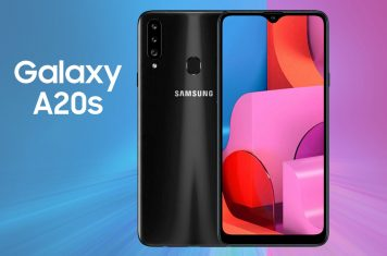 Samsung Galaxy mobiele telefoon