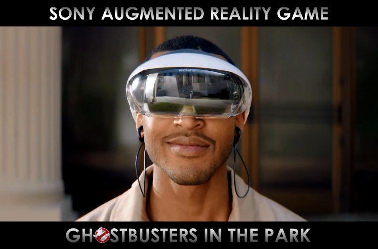 Sony PlayStation AR wireless headset