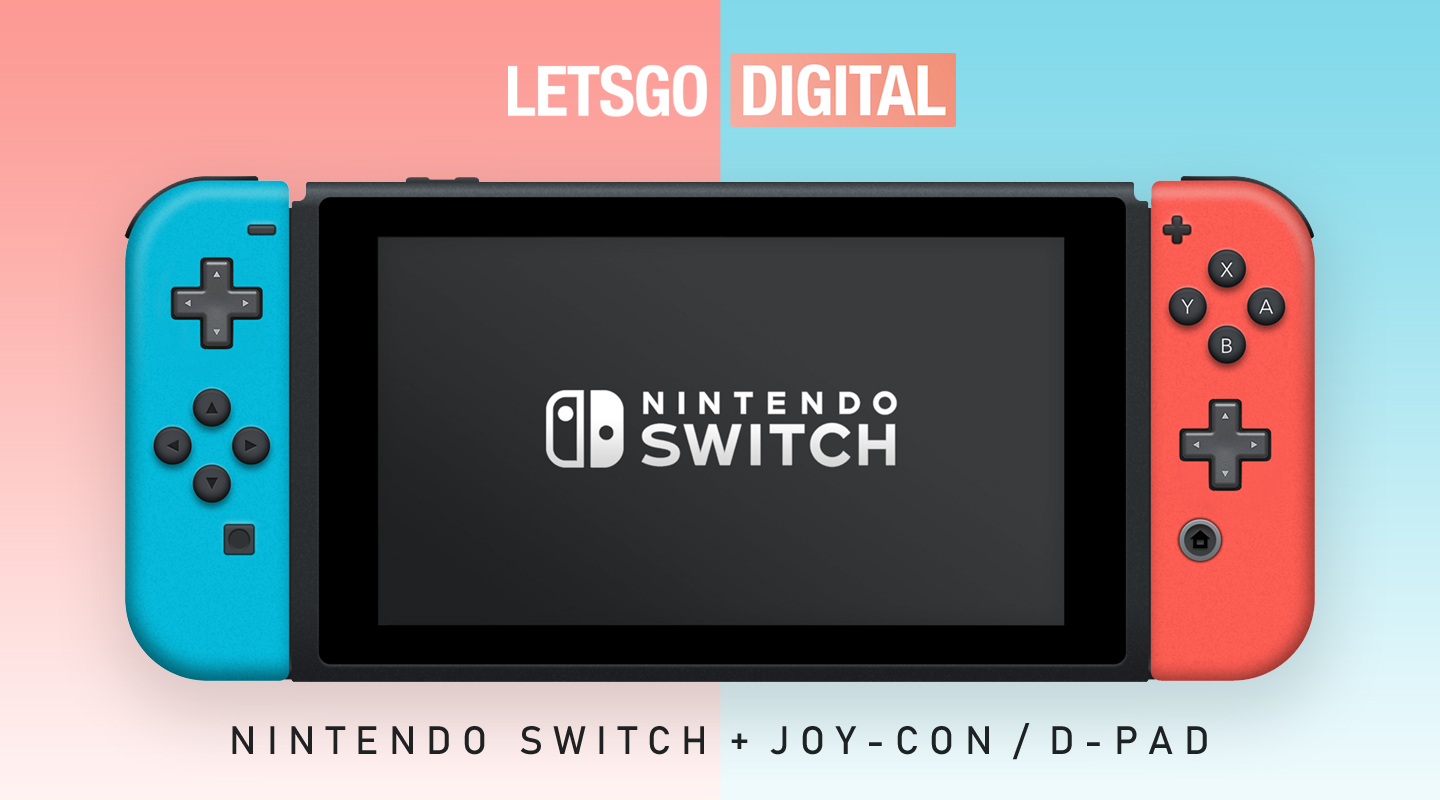 Switch Joy-Con D-Pad controller