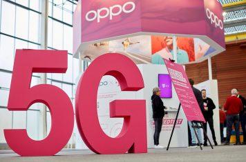 5G smartphone mobiel internet