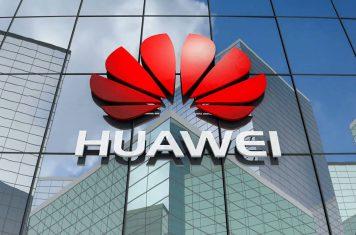 Huawei Mate X opvouwbare telefoons