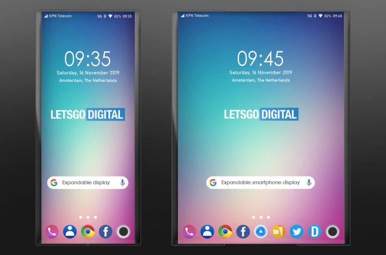 LG mobiele telefoon
