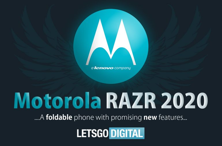 Motorola Razr 2020 mudulaire smartphone
