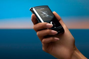 Motorola RAZR klaptelefoon 2019
