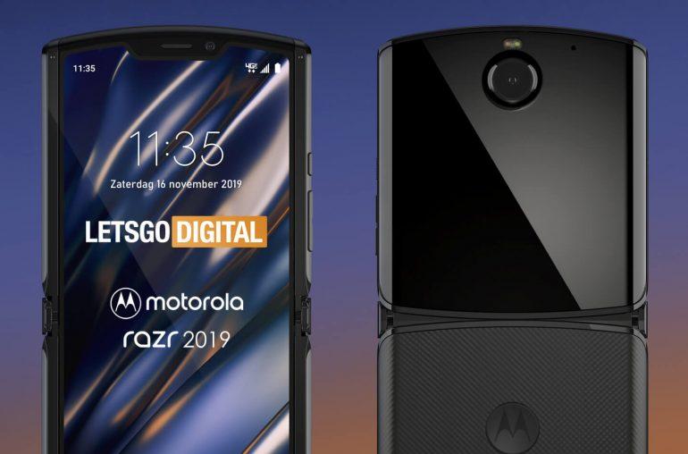 Motorola RAZR kopen