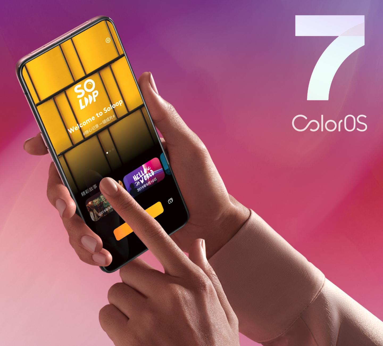 Oppo ColorOS 7