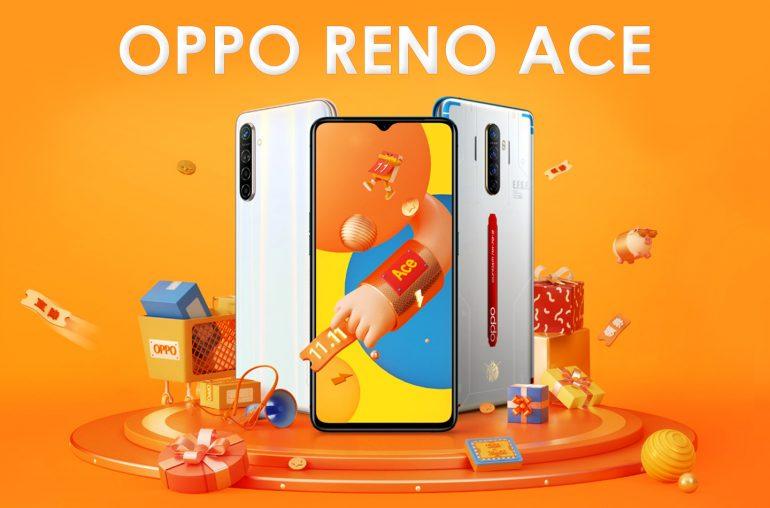Oppo Reno Ace telefoon