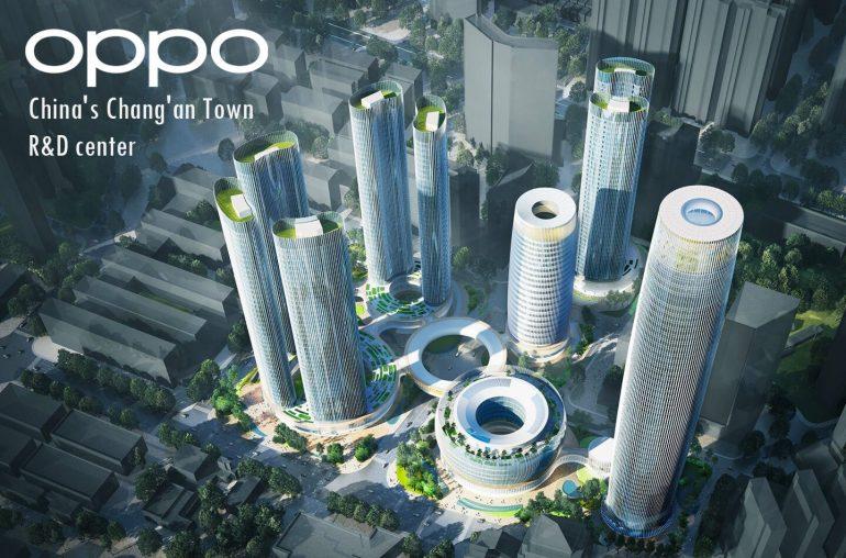OPPO smartphone mobile processor