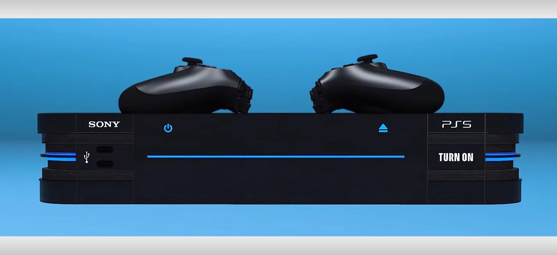 PS5 animatie