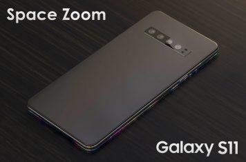 Samsung Galaxy S11 camera krijgt Space Zoom functie