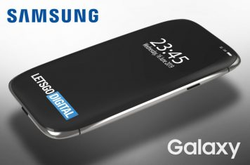 Samsung Galaxy S11 smartphone
