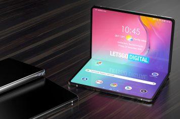 Samsung Galaxy Tab Fold opvouwbare tablet