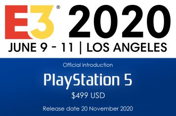 Sony Playstation 5 prijs 2020 game beurs