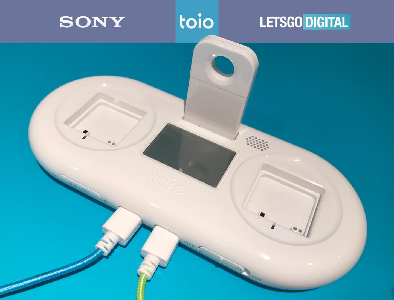 Sony TOIO console