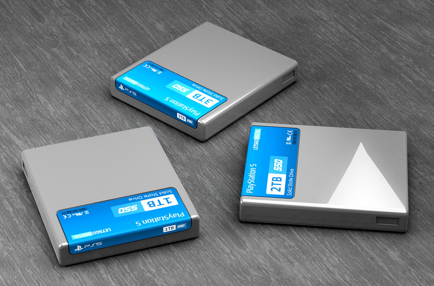 SSD PlayStation 5