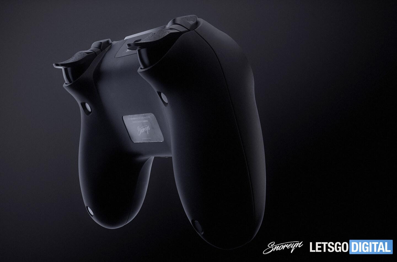 Dualshock PlayStation 5 controller