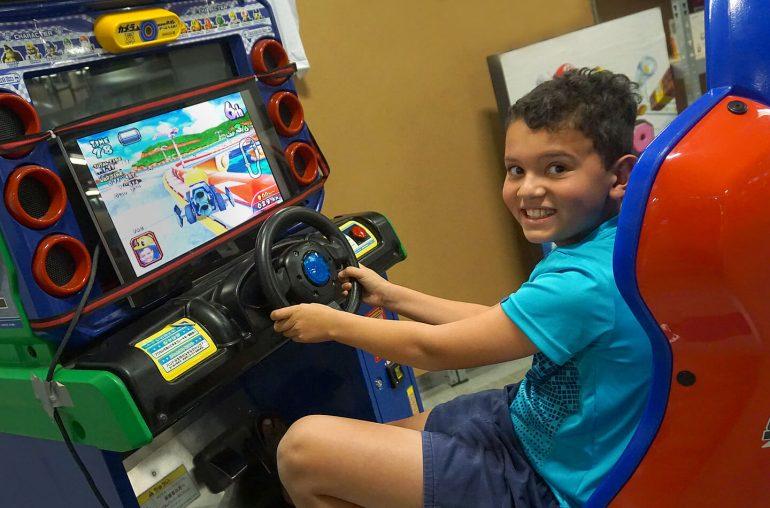 Game museum arcade speelhallen