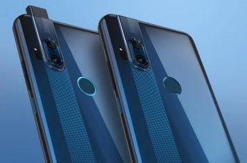 Nieuwe Motorola One telefoon